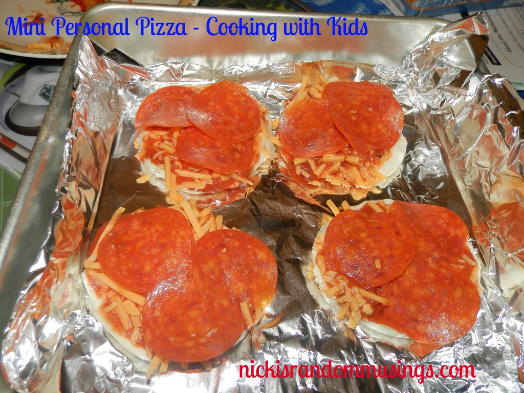pizza before oven