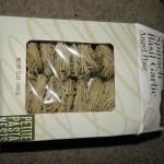 Spinach Basil Garlic Angel Hair