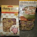 Cheesy Pasta & Chicken Noodle