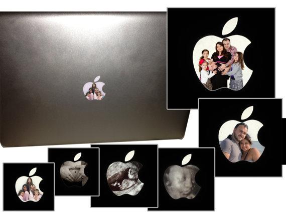 Custom Apple Logo