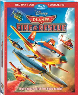 """Disney's """"PLANES: FIRE & RESCUE"""""""