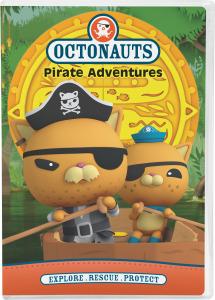 Octonauts Pirate Adventures