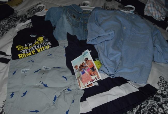 OshKosh Clothing