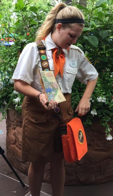 Troop Leader Wilderness Explorers