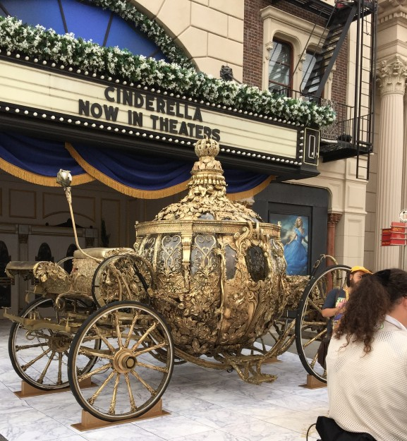 Authentic Cinderella Carriage