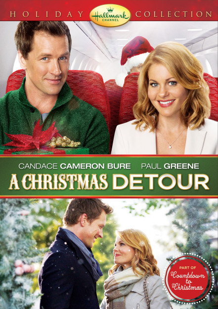 A Christmas Detour DVD-f