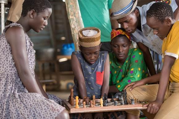 Queen of Katwe Movie Version - Photo Credit: Walt Disney Studios
