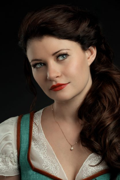 """ONCE UPON A TIME - ABC's """"Once Upon a Time"""" stars Emilie de Ravin as Belle. (ABC/Bob D'Amico)"""