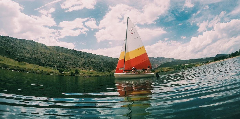 Soda Lake Lakewood